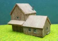 6mm Timber Shack