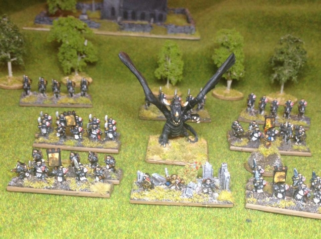 New 6mm Stuff, Painting Service and Shock Markers – Roll a One