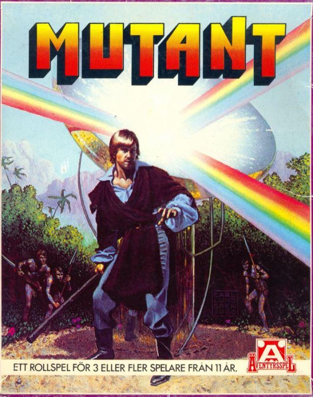 mutant omslag