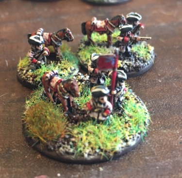 Pruth Campaign Skirmish Action in 6mm using Pikeman's Lament – Part