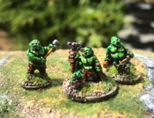 Green Giant Marauders