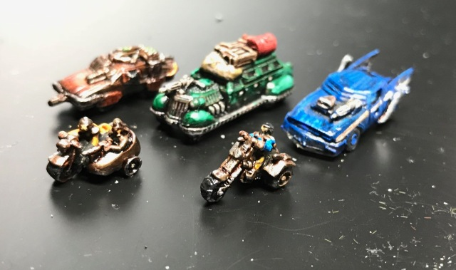 Gaslands – Roll a One