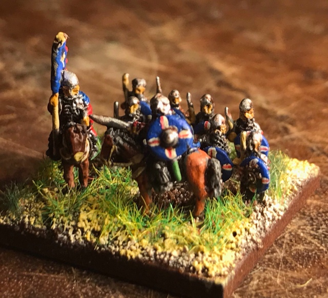 Saga 2nd Edition in 6mm Age of Vikings – Twilight of the
