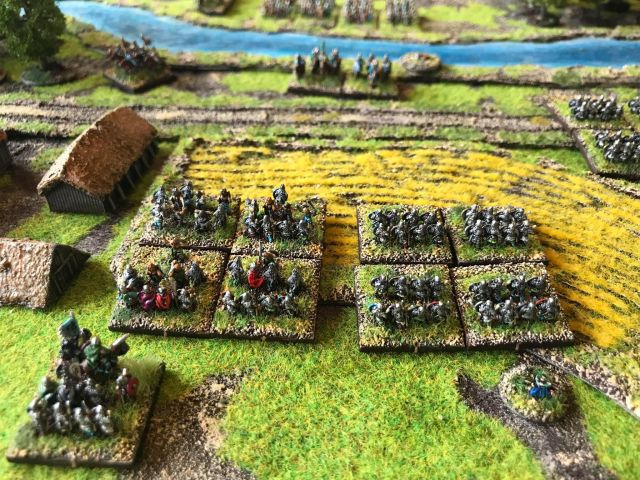 Saga 2nd Edition in 6mm Age of Vikings – Twilight of the Thundergod